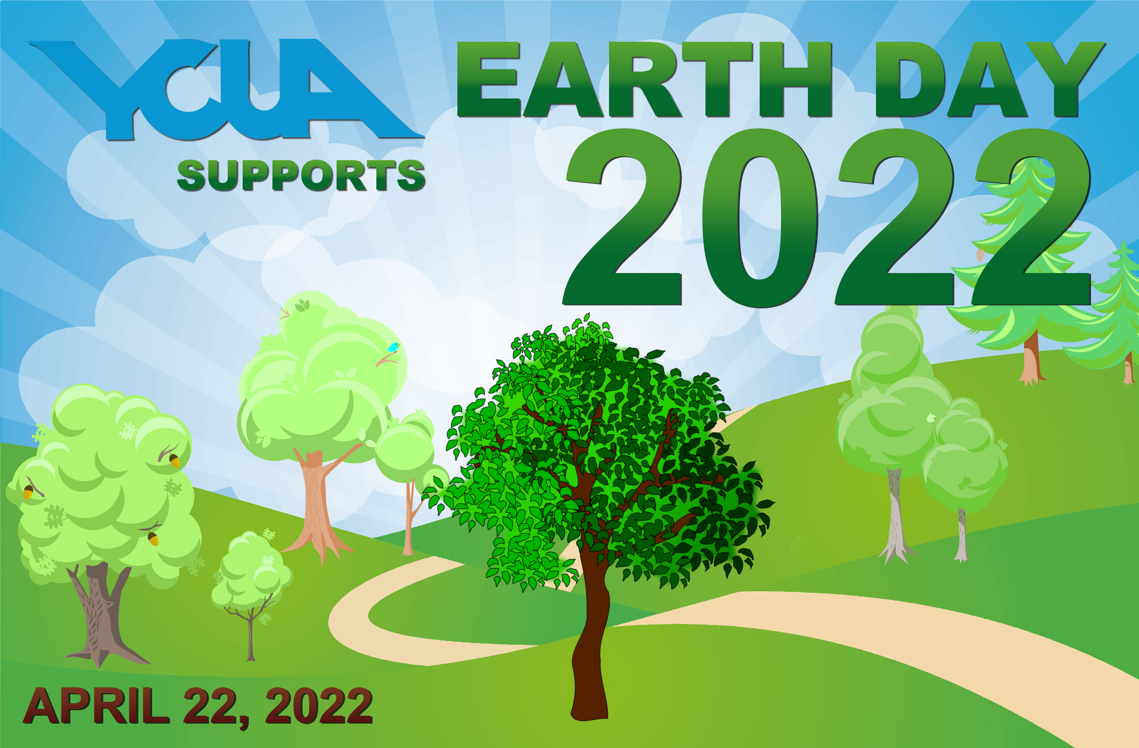 YCUA Invites You To Celebrate The 47th Annual Earth Day on April 22, 2017